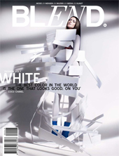 Cover of the Coco Chanel 'WHITE' issue